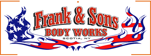 Frank & Sons Body Works logo in Scotia, NY
